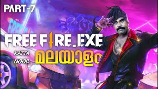 FREE FIRE.EXE Malayalam • Funny😂montage • Part-7