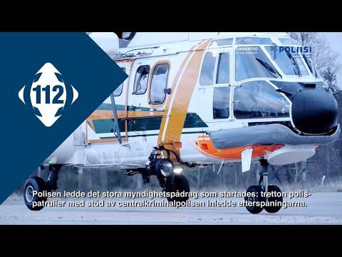 112 Onnistunut yhteistyö - Lyckat samarbete