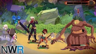 17 Minutes of Indivisible Gameplay (PC Version)