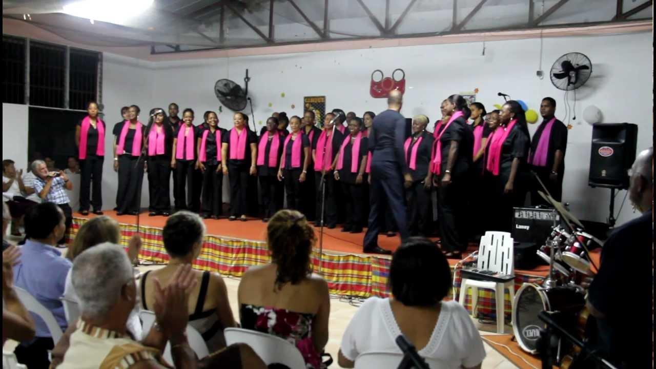 chant crole chorale coeur de la ville de pap amadeusmov youtube - Chant De Louange Mariage