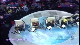 "Azizah "" Si Kecil "" Maumere - Kontes Seleksi KDI 2015 (17/3)"