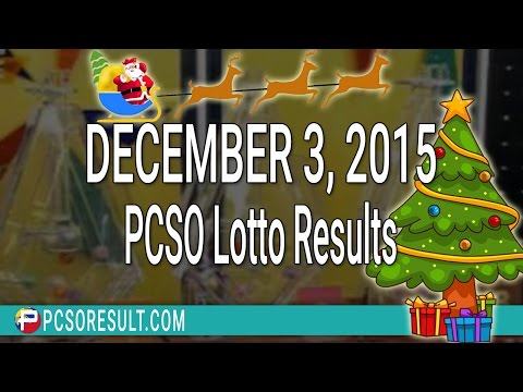 Latest lotto winning numbers philippines today r&s lotto