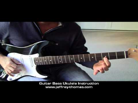 Learn To Play The Munsters Theme On Guitar