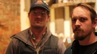 Ringo And Josh From Kill County | Video Interview
