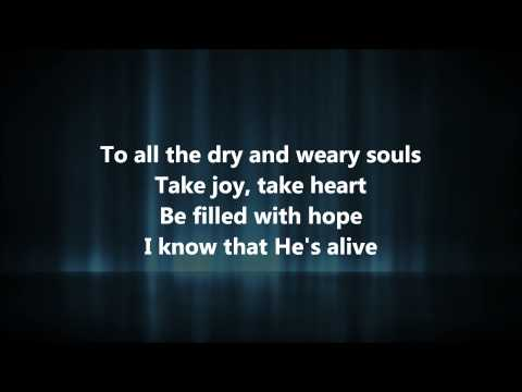 Alive - Kim Walker-Smith w/ Lyrics