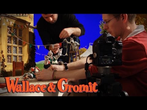 Making Of - National Trust and Wallace and Gromit thumbnail