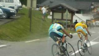 tour de france 2009 descente