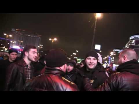 Массовая драка кавказцев
