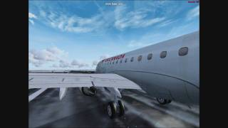 Embraer E-170 Tribute