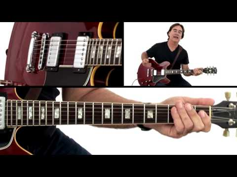 Jazz Rock Guitar Lesson - Fusion Funk G7: 1 Overview - Carl Verheyen