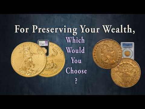 For Preserving Your Wealth, Which Would You Choose? (3:57)