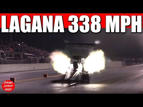 Top Fuel Dragster Drag Racing World's Fastest US 131 Motorsports Park 2017