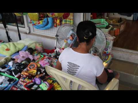 Guyane française Cayenne Centre ville / French Guiana Cayenne City center