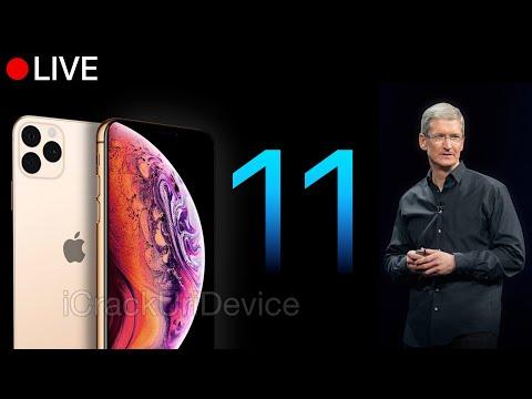 iPhone 11 Pro Event - LIVE Video Stream: Sept 2019 Apple Keynote!