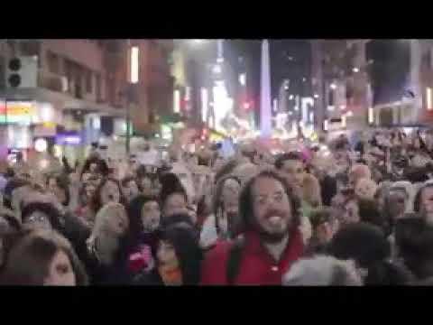Una bailanta antimacrista en el corazón de Buenos Aires