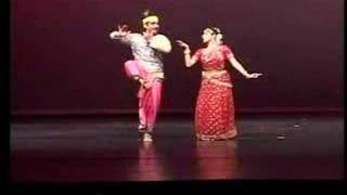 Mohanlal show New Jersey- Vineeth-Lakshmi dance