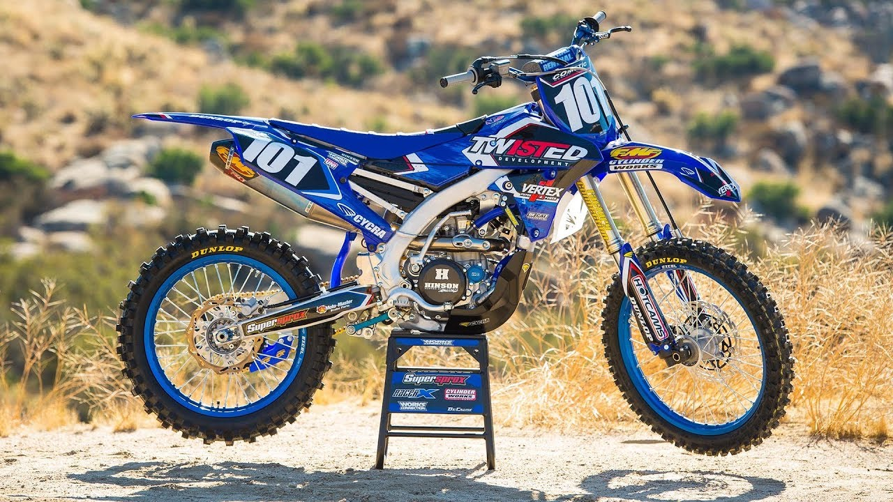 Garage Build: 2018 Yamaha YZ250F