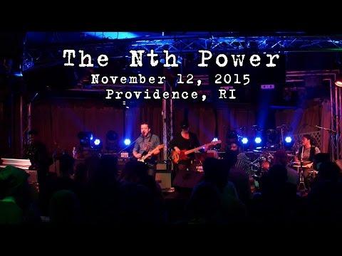 The Nth Power: 2015-11-12 - The Spot Underground; Providence, RI [HD]