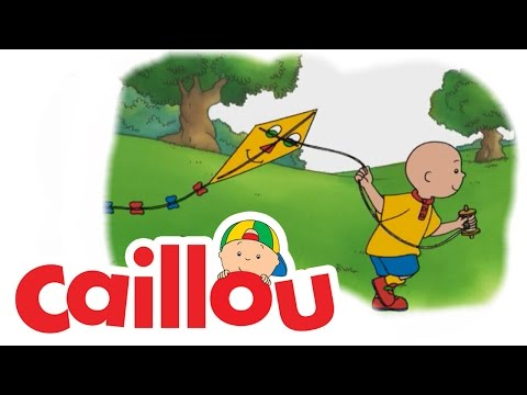 Caillou - Caillou and the Tooth Fairy  (S02E13) | Cartoon for Kids