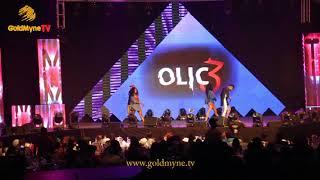 "ORITSE FEMI LIVE AT OLIC ""3"""