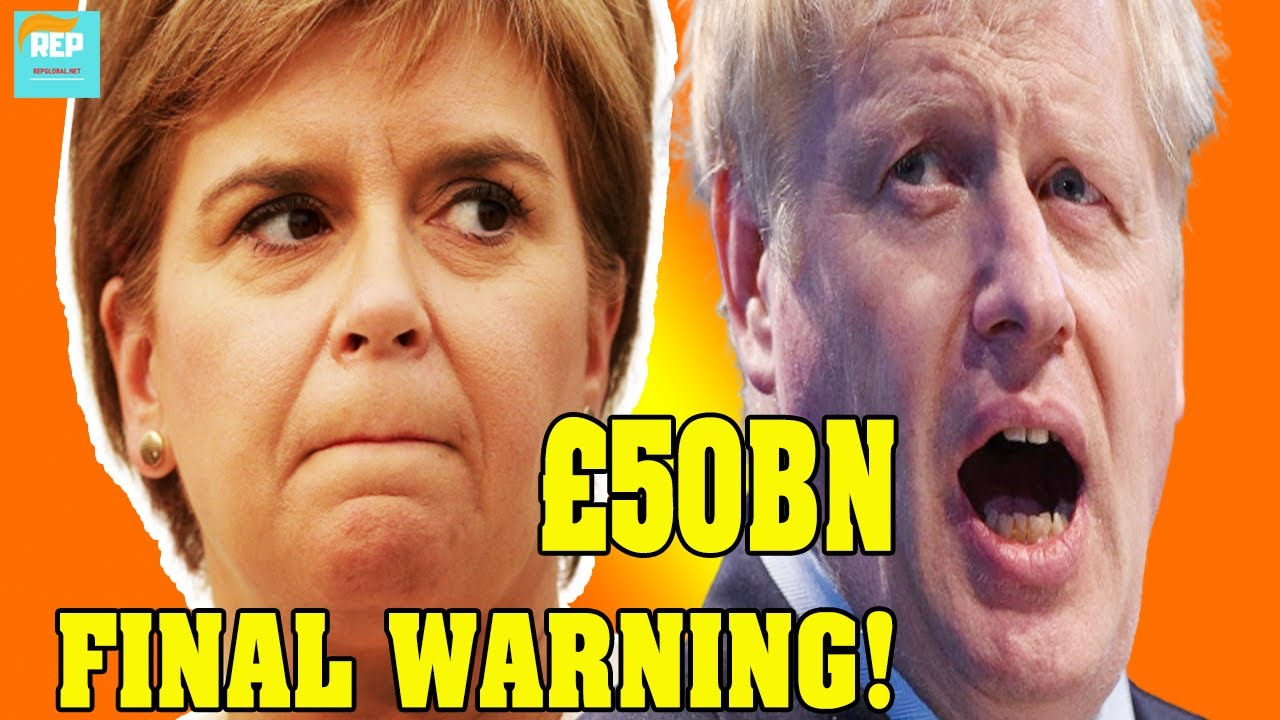 SNP crisis: Final serious warning to Sturgeon, Independence risk create £50bn blackhole