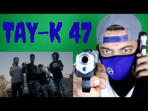 Tay K 47 - The Race REACTION