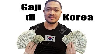 Vlog.7 Gaji Di Korea
