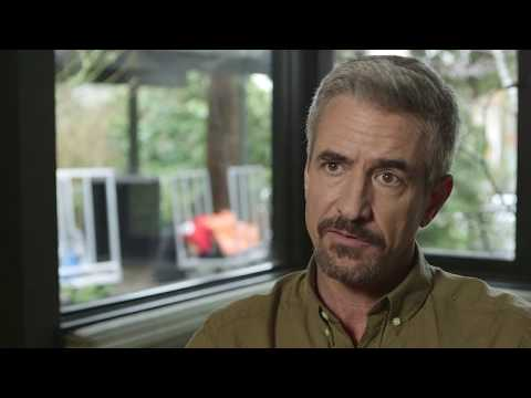 "The Mountain Between Us  Dermot Mulroney - ""Mark""  interview"