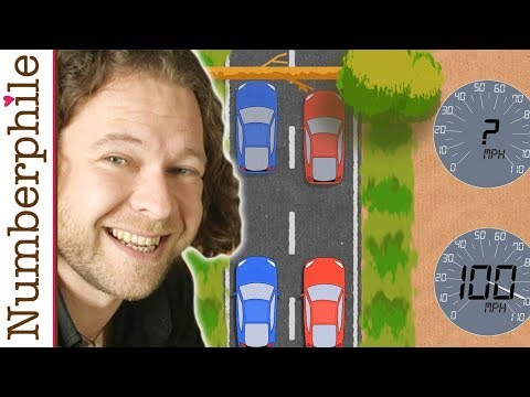 Download Youtube: Calculating a Car Crash - Numberphile