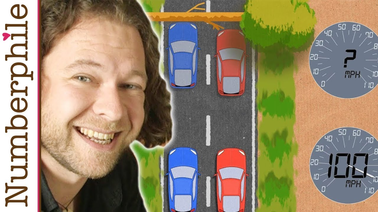 Calculating a Car Crash - Numberphile