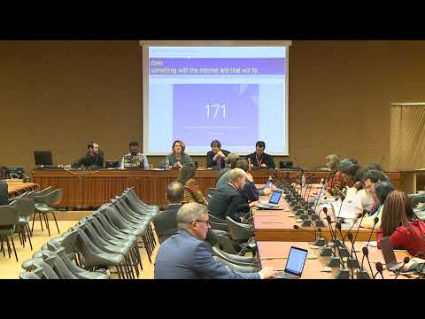 IGF 2017 - Day 3 - Room 26 -  Explaining Internet governance-B