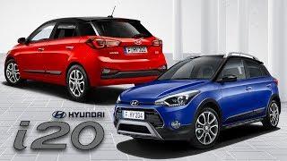 2019 Hyundai i20 facelift / i20 & i20 Active