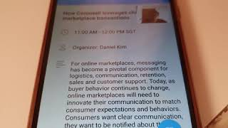 """Quick view on """"How Carousell leverages chat to drive marketplace transactions"""" with Sendbird"""
