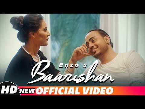 Baarishan (Official Video) | Enzo | Latest Songs 2018 | Speed Records