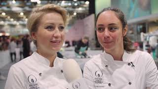 KOREA vs DENMARK – 2018 WORLD FINAL – World Chocolate Masters