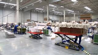 Cтол для обивки мебели REXEL ST-3(, 2014-12-22T10:50:39.000Z)
