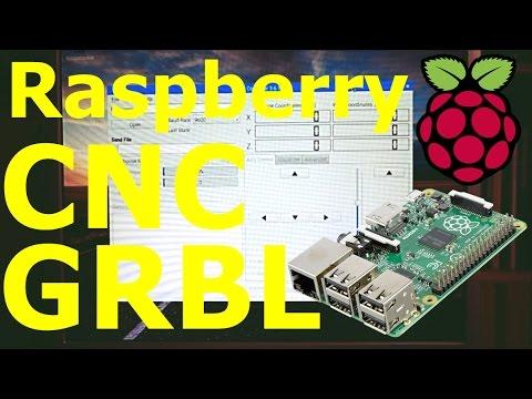 GRBL auf Raspberry PI verwenden!