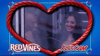 Gambar cover Kobe Bryant on LA Kings Kiss Cam