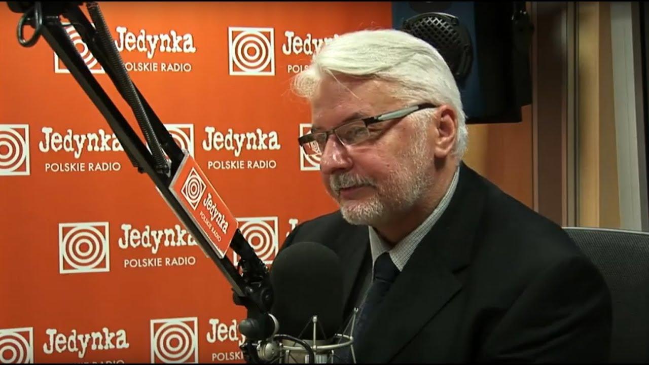 Waszczykowski: nie ma podstaw, by KE wypowiadała się na temat Polski