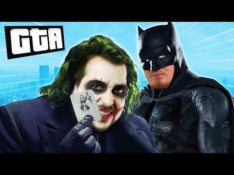 IS THIS THE NEW BATMAN MOVIE? | GTA 5 thumbnail