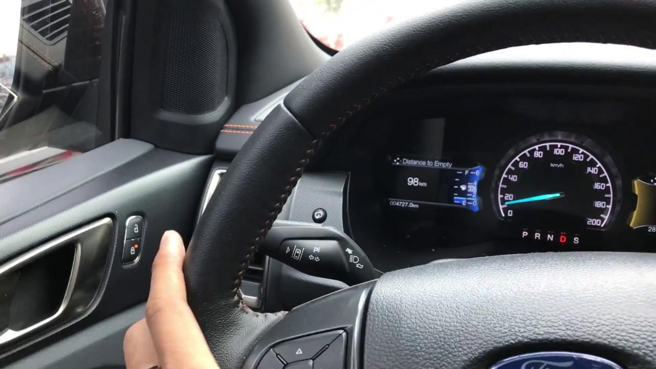Hướng dẫn sử dụng tính năng xi nhan một chạm trên xe oto