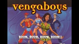 lagu penutup party 90's Hits Vengaboys - Boom, Boom, Boom, Boom!!