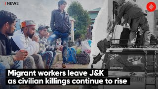 Migrant Workers Leave J&K As Civilian Killings Continue To Rise