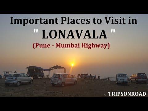 Important places to visit in lonavala   LONAVALA  Mumbai - Pune Highway  TRIPSONROAD
