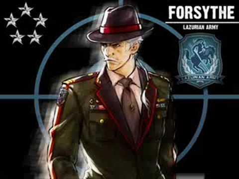 [CO Theme - Forsythe - Hero of Legend]