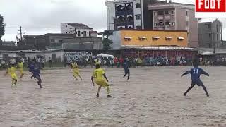 Action du Match de la 2e Journée barrage dans le Littoral as Dibamba # Titanic Par Vincent Kamto.avi