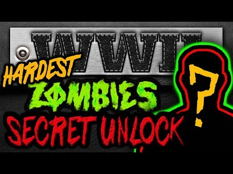 "HARDEST Secret Character UNLOCKED (What it looks like & How to get it) WW2 Zombies ""Mountaineer"""