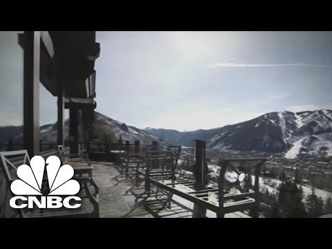 $65 million dollar home on Billionaire's Mountain
