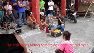 Black magic, voodoo, or spiritual?  More street scenes of Iloilo City, Philippines