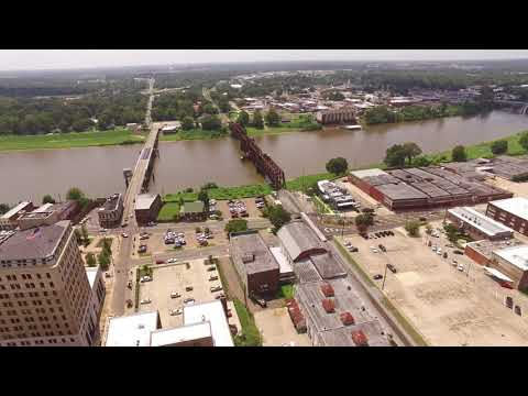Downtown Monroe, Louisiana